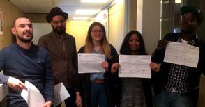 Examen Infographiste Multimédia réussi par les étudiants ESMTI