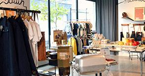 Un pop-up store parisien débarque chez Next !