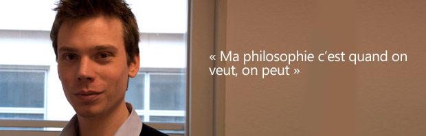 Questions à Matthieu Dornic, ancien Infographiste Multimédia 3D
