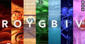 Pixar : des films haut en couleurs réunis dans un seul court métrage