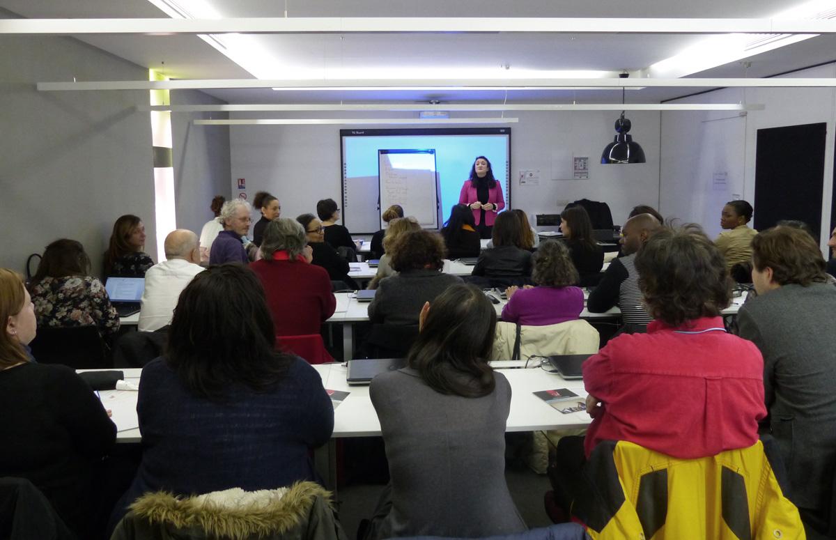 Résumé de l'événement : Comment faire de votre image professionnelle un outil de communication valorisant avec Ludivine Leclercq