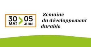 NextFormation participe à la semaine du Développement durable