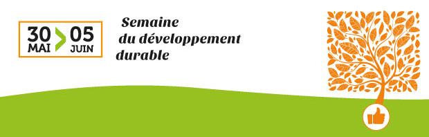 nextformation s'associe à la semaine du développement durable
