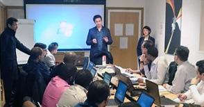 Speedrecruting : ProwebCE passe ses entretiens avec des candidats de NextFormation
