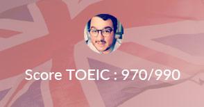 Comment obtenir plus de 900 points au TOEIC ? Les conseils de Mickäel