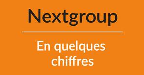 Les chiffres clés de Next Group en 2016
