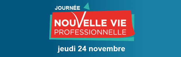 Reconversion professionnelle : NextFormation au salon nouvelle vie pro