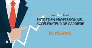 Revivez le Paris Next Event sur l'entretien professionnel