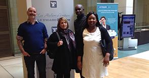 Visite au siège du Figaro pour nos apprenants