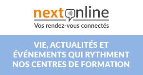 NextOnline, vos rendez-vous connectés #3