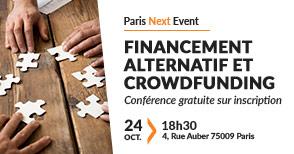 Financement alternatif et crowdfunding