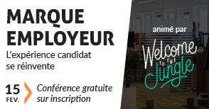 Conférence : Marque employeur, l'expérience candidat se réinvente