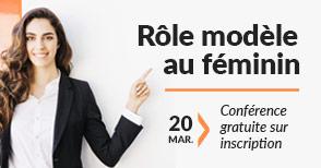 Conférence : Rôle modèle au féminin