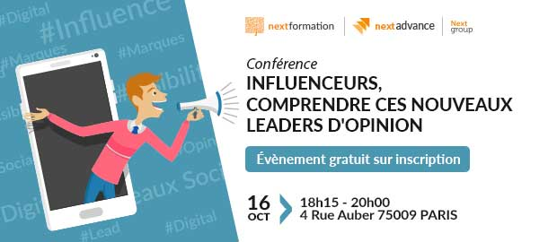 formation marketing d'influence