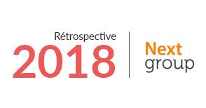 Rétrospective 2018 : retour sur les moments forts de l'année !