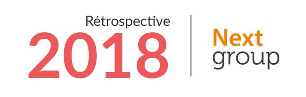Rétrospective 2018 : les moments forts de Nextformation