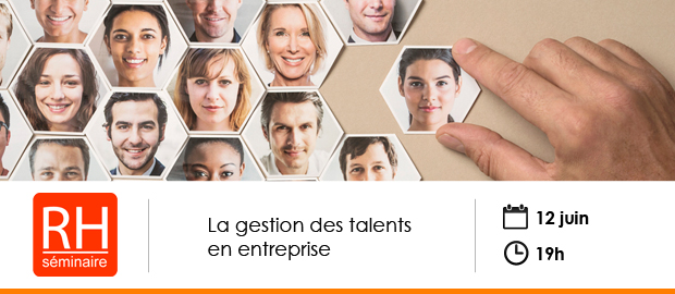 événement NextFormation : la gestion des talents en entreprise - Séminaire RH
