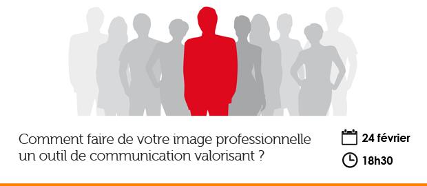 événement Nextformation : Comment faire de votre image professionnelle un outil de communication valorisant?