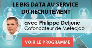 Conférence le 14/04 : comment le Big Data transforme les RH