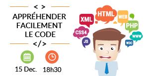 Appréhender facilement le code et les langages de programmation