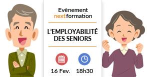 L'employabilité des séniors : enjeux et solutions
