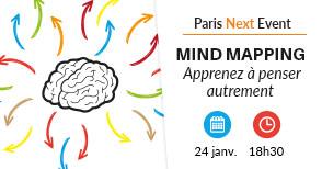 Mind mapping, apprenez à penser autrement