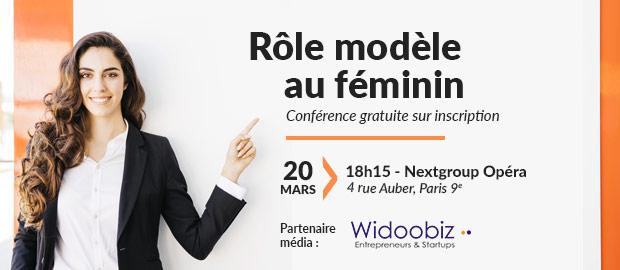 Conférence rôle modèle au féminin