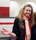 Valèria FASQUELLE, candidate diplômée du titre Comptable Gestionnaire