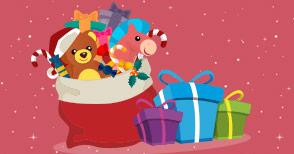 Echanges de cadeaux entre apprenants pour fêter Noël